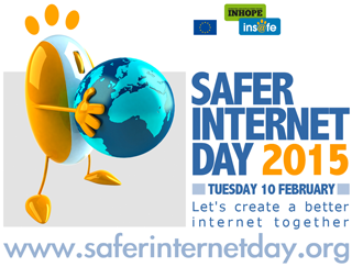 Logo del Safer Internet world2015